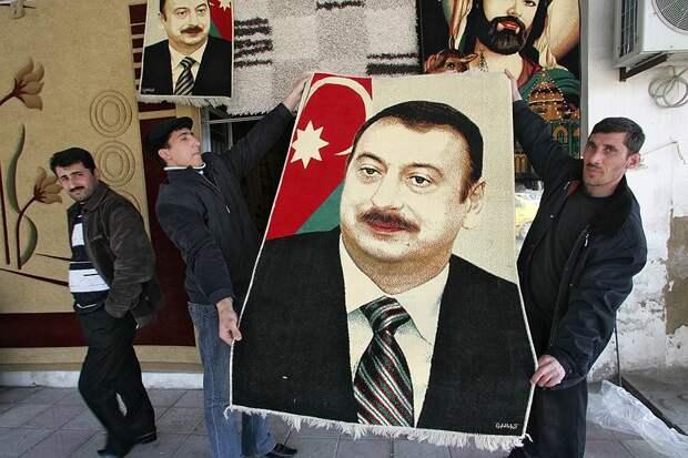 Для Ильхама Алиева это не война, это политический шанс