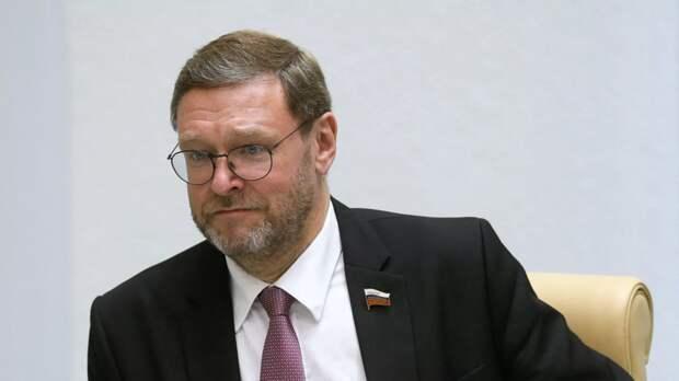 Косачёв оценил заявление Китая о саммите «ядерной пятёрки»