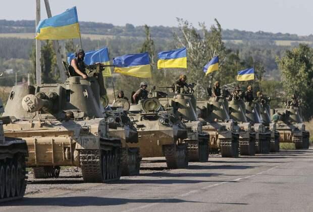 Политолог объяснил, почему конфликт в Донбассе может быть решён только военным путём