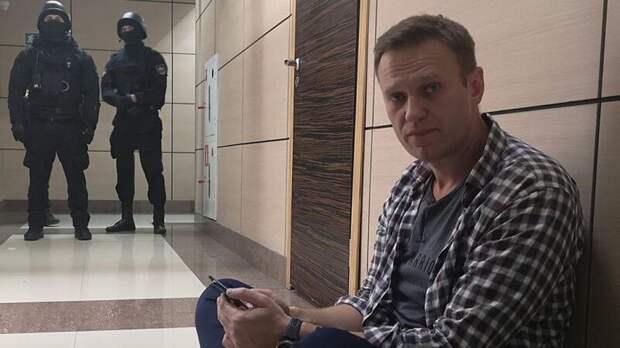 """ФБК не смог показать свои """"уличные ресурсы"""" по прилете Навального в Россию"""