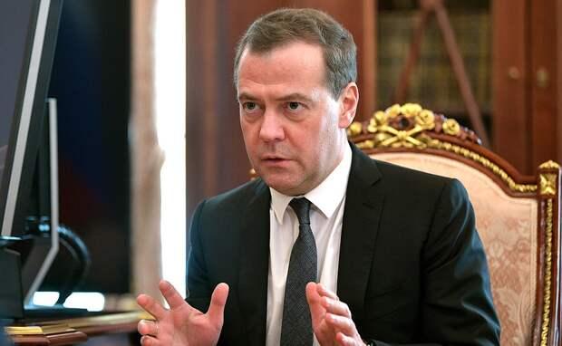 Медведев ответит на вопросы пользователей «ВКонтакте»