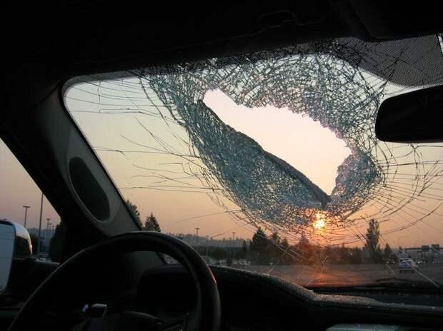 16 фотографий, после просмотра которых вы больше не захотите садиться за руль авто, в мире, дорога, за рулем, опасно, подборка, прилетело