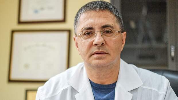 «Я с самого начала говорил!» Доктор Мясников — об анальном тесте на коронавирус