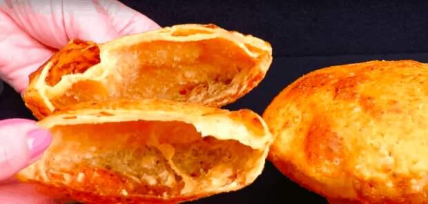 Вкуснейшие картофельные лепешки всего из 3 ингредиентов