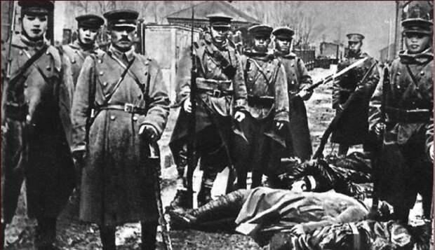 Япония сочувствует большевикам и спешит на помощь революции