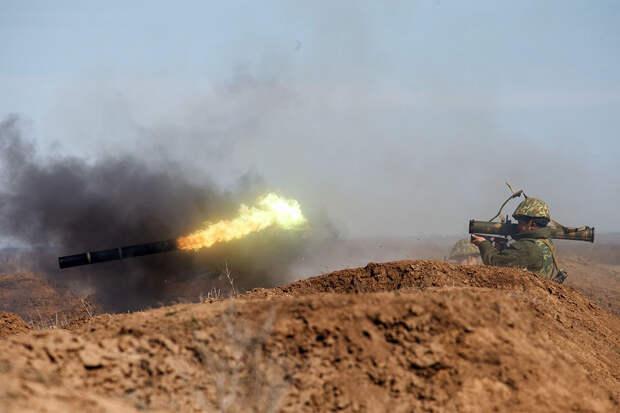Российская армия получит новый огнемет