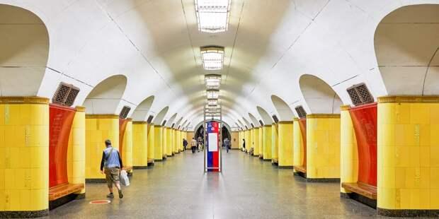 Собянин навестил в больнице пострадавшего в результате нападения хулиганов в метро