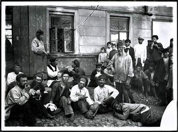 Нижегородские «босяки»
