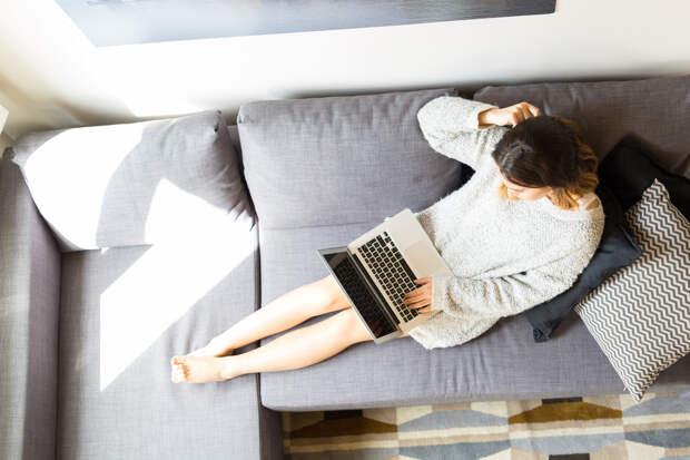 Как работать, не выходя из дома, и сохранить психическое здоровье