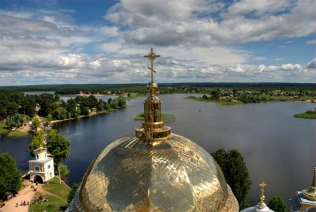 Seliger lake: ideal getaway from big city