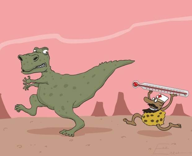 Доисторический юмор карикатуры, картинки ., юмор
