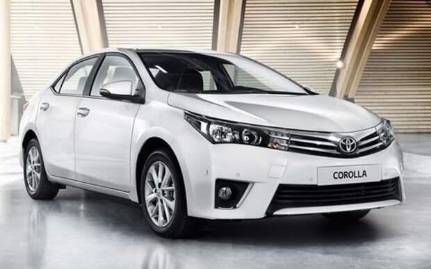 Toyota отзывает в России более 20 тысяч небезопасных автомобилей