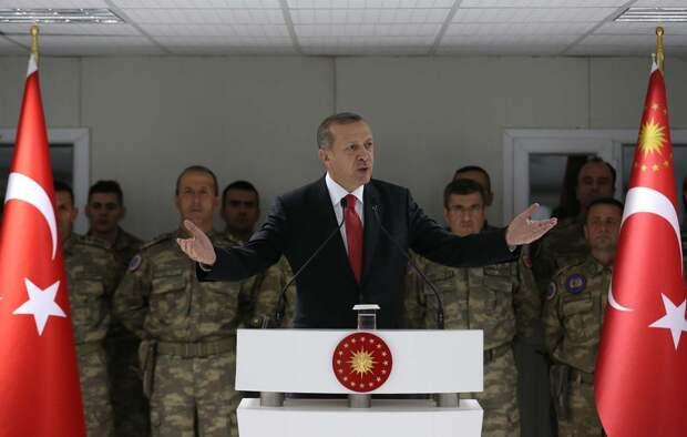 Эрдоган находится под влиянием Британии с молодых лет