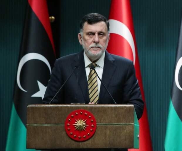 Глава Правительства национального согласия Ливии может уйти в отставку