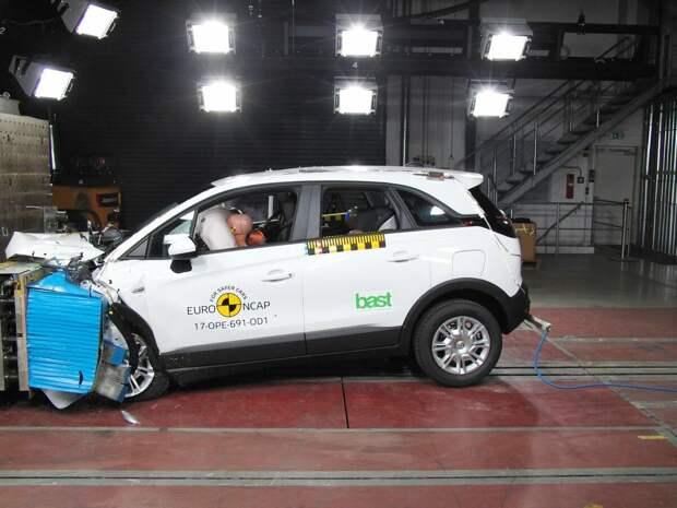 Самые безопасные машины 2021