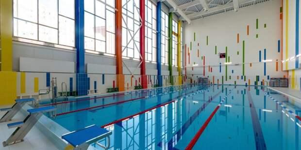 На Ленинградке появится новый спортивный комплекс