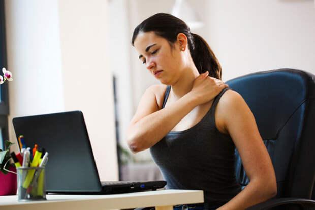 Как нейтрализовать влияние шести часов сидячей работы за 10 минут