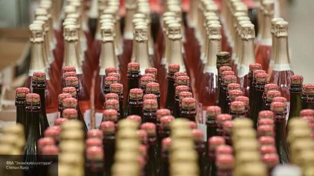 Минфин РФ планирует увеличить стоимость шампанского