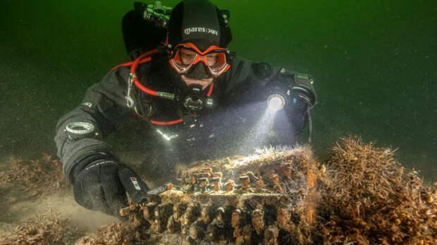 В Балтийском море обнаружили секретное немецкое устройство