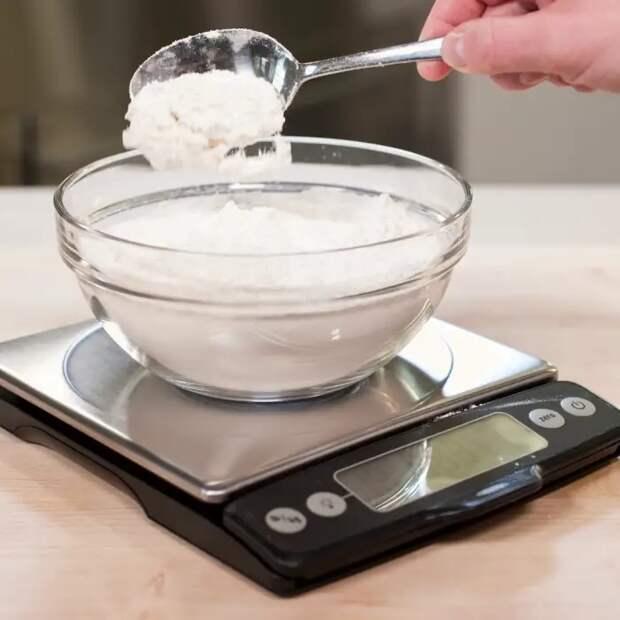 Точные пропорции – один из секретов идеальной выпечки. /Фото: res.cloudinary.com