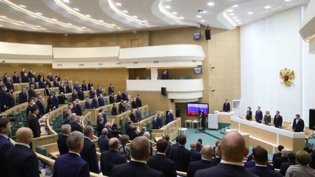 Тимченко: Заседание Совфеда 23 апреля является плановым