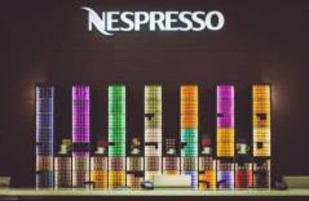 Поп-ап бутик Nespresso открылся в Москве