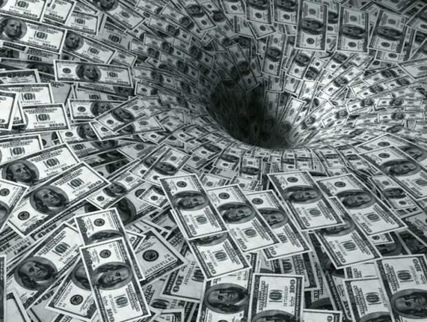 Корпорации тратят деньги