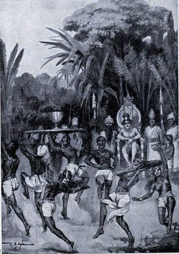 Существовало ли в Древней Индии тайное общество «Девяти Неизвестных»