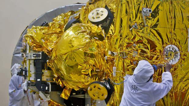 Индия — обладатель мирового рекорда по минимальной стоимости полета автоматической межпланетной станции на Марс