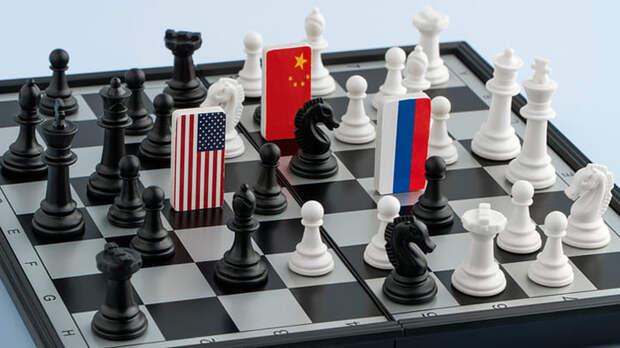 Добро пожаловать в шокированную и испуганную геополитику XXI века