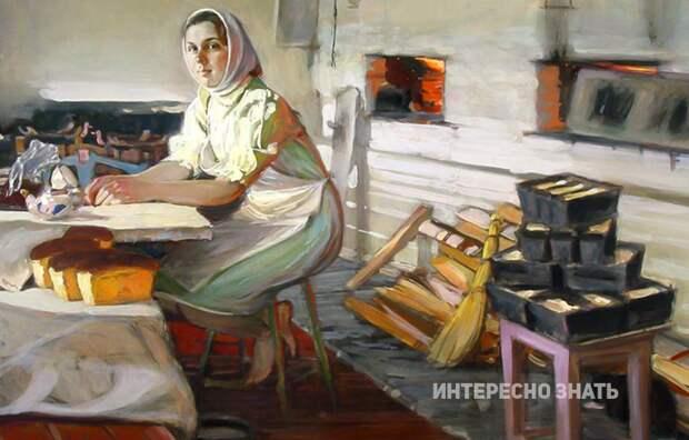 Дикие обычаи наших предков: каким женщинам на Руси запрещалось готовить еду?