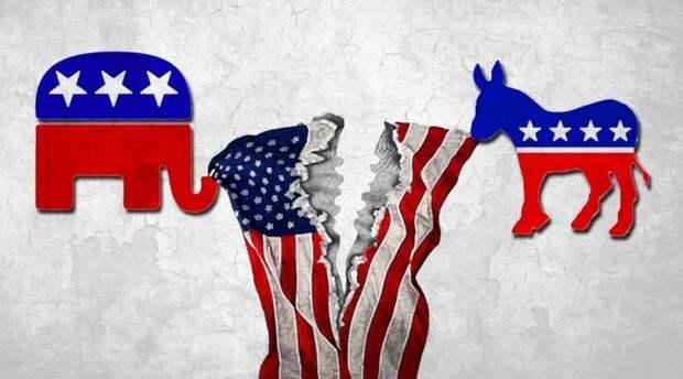 Нескончаемые выборы в США: Раскол американской нации online