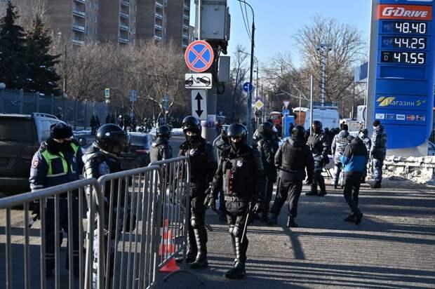 Глухонемого инвалида оштрафовали за «скандирование лозунгов» в Петербурге