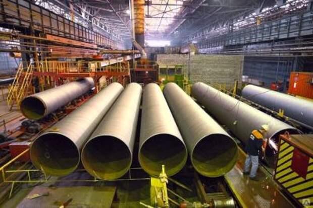 """ТМК договорилась с """"Евразом"""" о поставках трубной заготовки на ближайшие два года"""