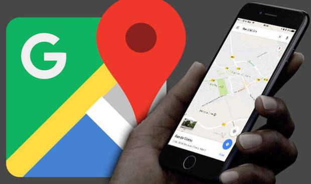 Google-карты, наконец, «увидели» Крымский мост