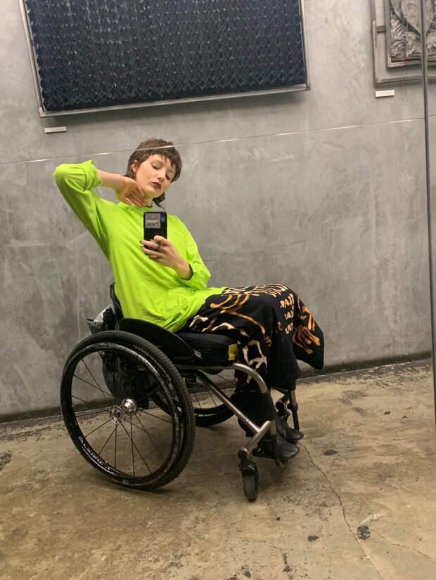 Инвалиды тоже могут быть красивыми и стильными: как мексиканка-колясочница вдохновляет других