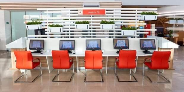 В торговом центре на Сходненской откроется новый Центр госуслуг