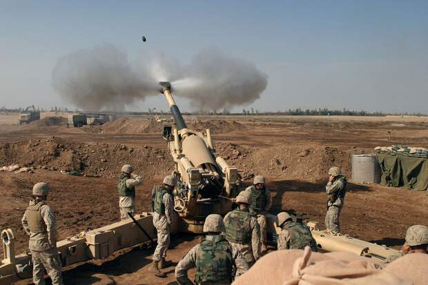 США атаковали Сирию на основе разведданных Ирака