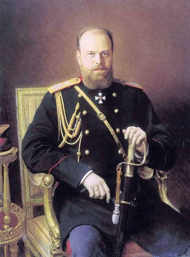 Тринадцать лет императора Александра III