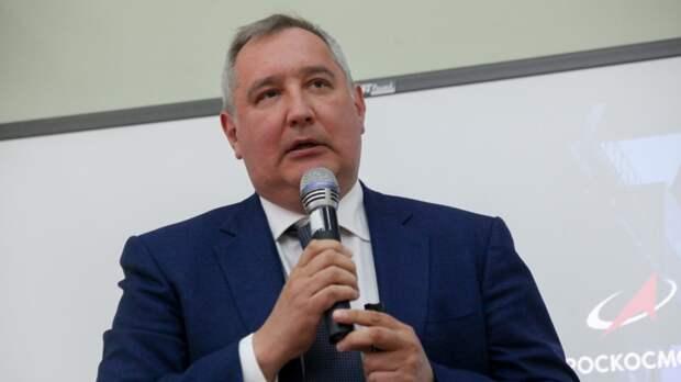 Рогозин рассказал о ходе строительства российской орбитальной станции
