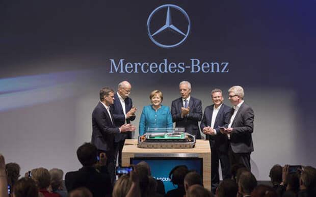 Daimler стал немножко китайским: владелец Geely стал его крупнейшим акционером