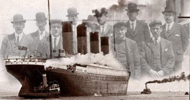 10 выдающихся личностей, которые моглибы изменить мир, нопогибли на«Титанике»