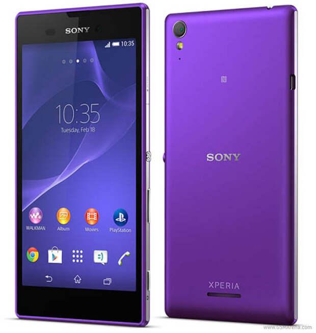 Sony анонсировала ультратонкий 5,3-дюймовый смартфон Xperia T3