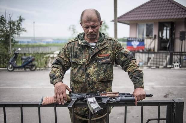 Донбасс ультиматумы Украины не воспринимает