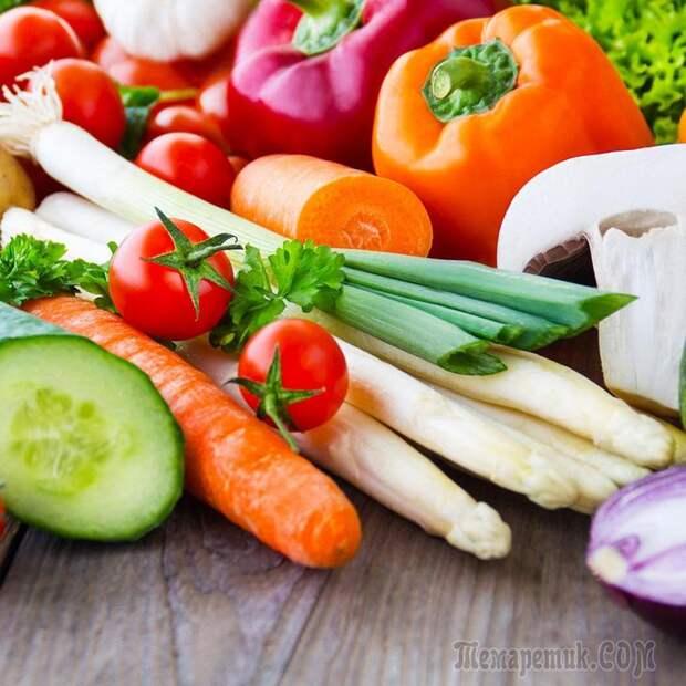 Эликсир молодости: 30 продуктов обладающих омолаживающим эффектом