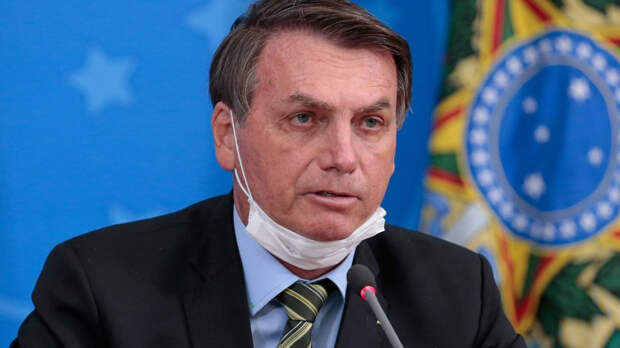 Президент Бразилии при смерти от «короны» – вряд ли спасут