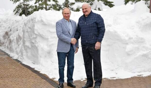 Разговор в Сочи между Путиным и Лукашенко был довольно жестким – эксперт Жаров