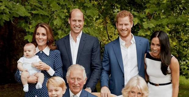 Уильям и Кэтрин попытались помириться с Гарри и Меган перед Новым годом