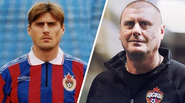 Где сейчас и как выглядят футболисты ЦСКА, которые играли в первом сезоне при Гинере