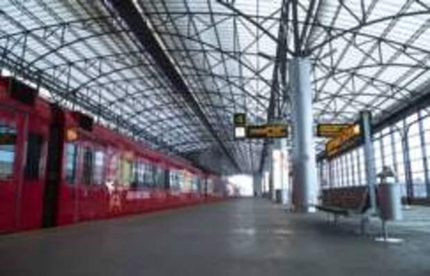 В терминале «Аэроэкспресс» в Шереметьево появился сервис выдачи интернет-заказов
